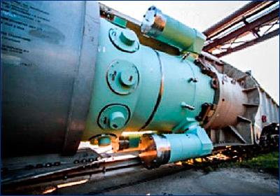 Завершена отгрузка первого реактора для «Урала»