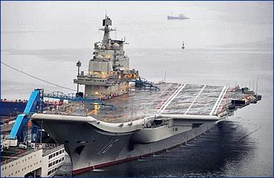 Китайский флотпром оцифровал советские боевые корабли