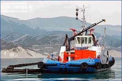 АО «Транснефть – Урал» получило новое судно