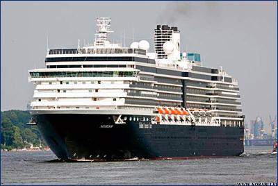 Береговая охрана США провела медицинскую эвакуацию с борта круизного лайнера «Noordam»