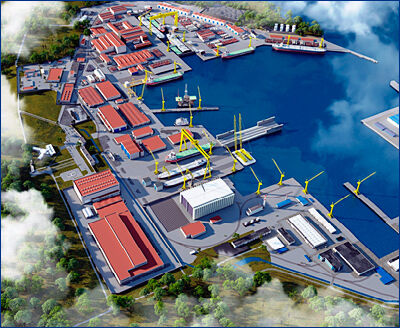 Приморская суперверфь «Звезда» получит новые заказы на СПГ-танкеры от «Совкомфлота»