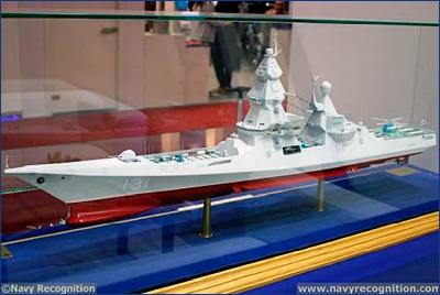 ОСК надеется построить хотя бы эсминец «Лидер»