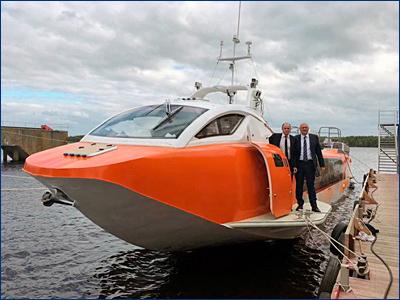 Двигатели для новых судов проектов «Валдай-45» и «Метеор» уже готовятся к поставке
