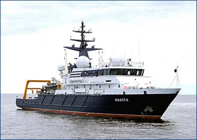 ВМФ России получит ещё одно опытовое судно проекта 11982