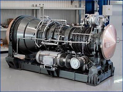Положение с производством корабельных газотурбинных двигателей в России