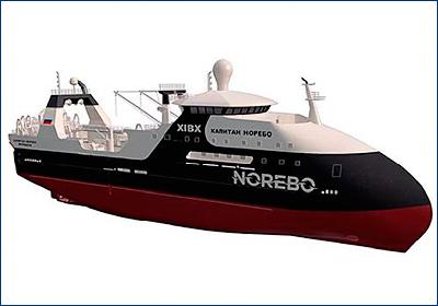 Траулеры для «Норебо» получат пропульсивное оборудование Wartsila за 1,8 млрд рублей