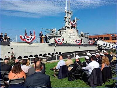 В США объявили имя следующего корабля прибрежной зоны