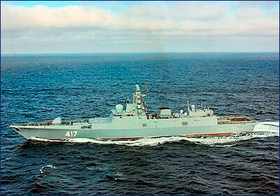 Ходовые испытания «Адмирала Касатонова» начнутся в ноябре 2018 года