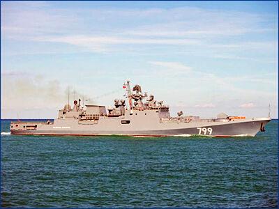 Соглашение о поставках Индии четырех фрегатов могут подписать до конца года