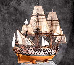 Линейный корабль «Le Ambitieux»