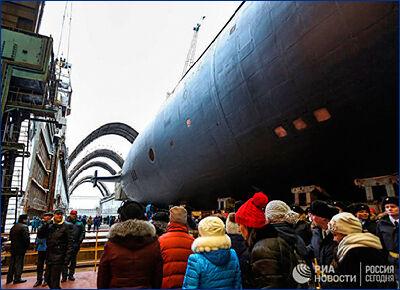 Подлодки «Князь Владимир» и «Казань» поступят в состав ВМФ в 2019 году
