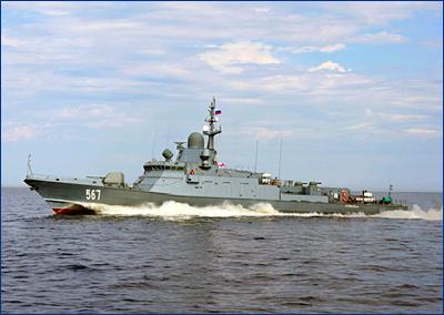 Головной «Каракурт» подтвердил свои качества на испытаниях в Белом море