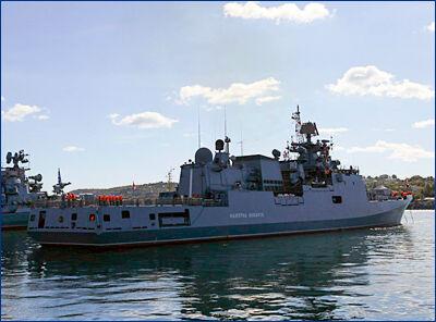 Около десяти кораблей на российских верфях ждут поставки двигателей