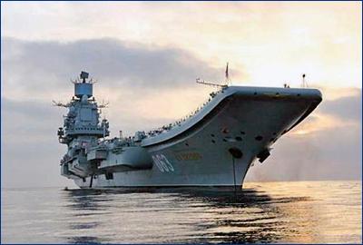 Потенциал есть – кораблей нет. ОСК озвучила перспективы постройки авианосцев