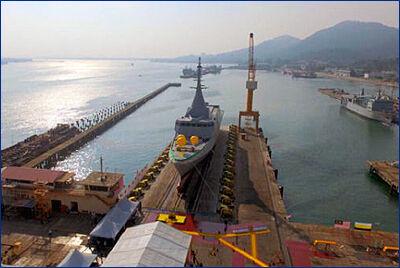 На верфи Boustead заложен киль четвертого корабля SGPV-LCS для ВМС Малайзии