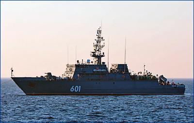СНСЗ передаст «Ивана Антонова» флоту в декабре и начнет подготовку к новым закладкам