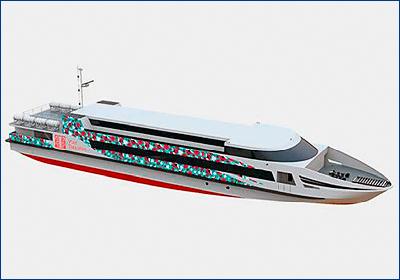СК «Ак Барс» формирует корпус пассажирского судна «Чайка»