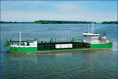 PaxOcean получила три новых контракта на строительство судов для Royal IHC