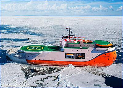 КБ «Вымпел» приступило к завершающему этапу разработки тех. проекта ледостойкой платформы
