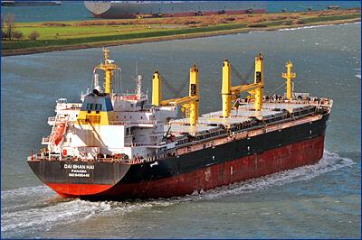 COSCO построит до девяти судов для перевозки целлюлозы