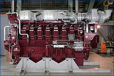 Первое судно с двигателем «Уральского дизель-моторного завода» планируется построить в 2020 году