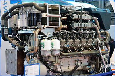 Семейство дизельных двигателей М150 «Пульсар» в судовом исполнении направлено на серию испытаний