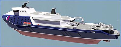 Конкурс на разработку документации для строительства ледокола «Лидер» выиграло ПАО «ЦКБ «Айсберг»