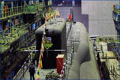 Источник: еще две стратегические подлодки «Борей-А» построят на «Севмаше» к 2028 году