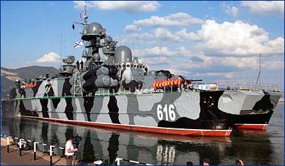 Семь кораблей и судов войдут в состав ВМФ России до конца 2018 года