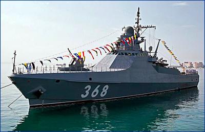 Черноморский флот пополнится четырьмя новыми кораблями в конце 2018 и начале 2019 года