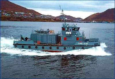 «КАМПО» завершило строительство серии катеров проекта 23370М