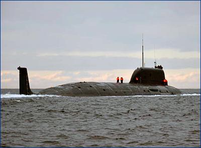 Подлодки «Князь Владимир» и «Казань» вернутся с испытаний в конце декабря