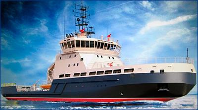 Второй ледокол типа «Евпатий Коловрат» построят для ВМФ только в 2027 году