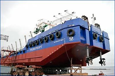 14 декабря на Онежском ССЗ заложат 16-е судно