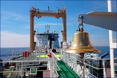 Испытания танкера «Академик Пашин» вышли на финишную прямую