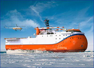 На «Адмиралтейских верфях» начали резку металла на уникальную платформу «Северный полюс»