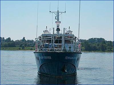 СЗ «Море» получит дизель-редукторные агрегаты для спасательного катера