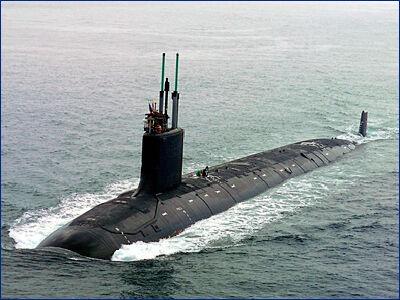 Флот США введет в строй очередную АПЛ типа «Вирджиния» 2 февраля