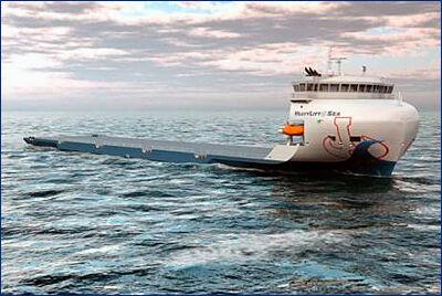 В Китае построят судно для тяжеловесных грузов для Северного и Балтийского морей