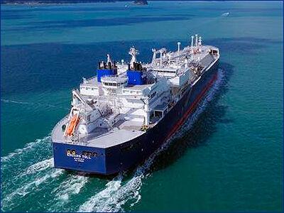 Успех «Звезды»: судоверфь заключила предварительный договор на серию газовозов для Новатэка