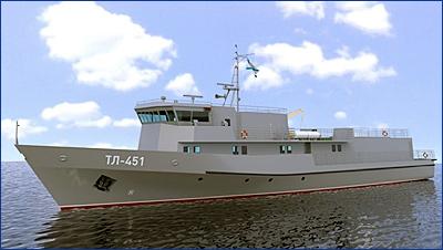 Новые «Бакланы» пополнят ВМФ в начале 2020-х годов