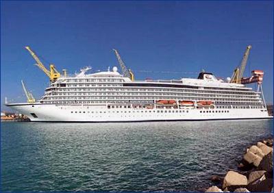 В Италии передали заказчику новое круизное судно Viking Jupiter