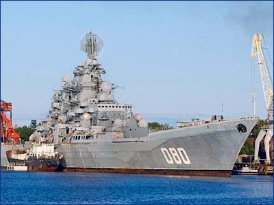 «Адмирал Нахимов» выйдет на испытания в 2020 году