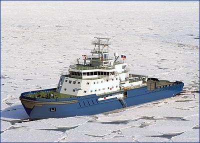 Строящийся ледокол «Обь» оснащен энергооборудованием «ВНИИР-Прогресс»