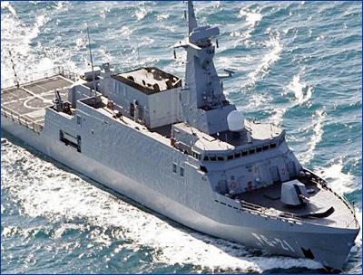 Власти Гибралтара сообщили о неадекватном поведении испанского корабля