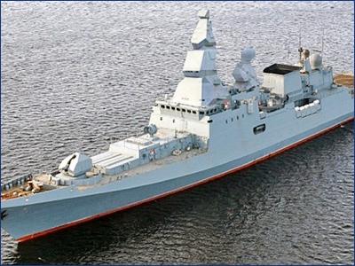 Названы сроки создания российских атомных эсминцев типа «Лидер»