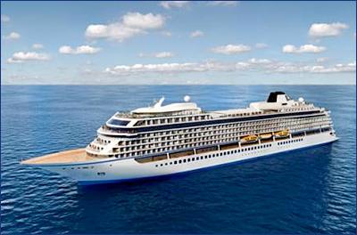 Fincantieri построит два круизных судна для Viking