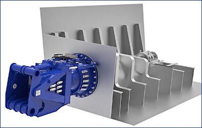 Wartsila модернизировала модульные водоструйные движители серии LJX