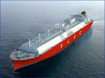 Китайская компания заказала 6 крупнейших этановозов в мире