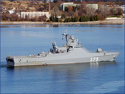 Новый корвет «Дмитрий Рогачев» ВМФ России получит в апреле 2019 года